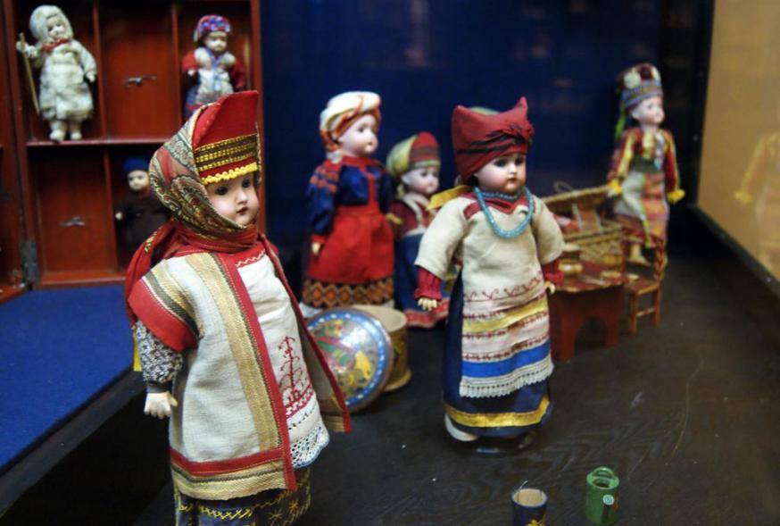 2632aabbbfc2 государственный Музей игрушки
